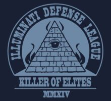 Illuminati Defence League - Killer Of Elites by IlluminNation