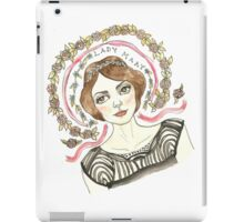 Lady Mary iPad Case/Skin