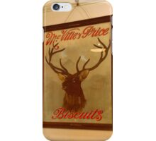 Vintage Stag iPhone Case/Skin