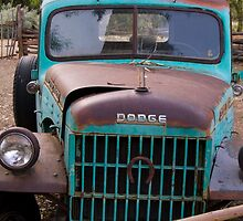 Power Wagon by mirrera