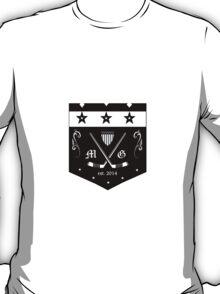 modern gentleman hockey club T-Shirt