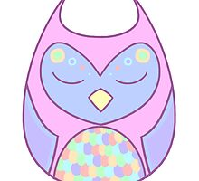 Candy Owl by Ali Lavoie