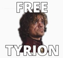 FREE TYRION by MrDave888