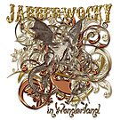 Jabberwocky Carnivale Style Ver. 1 - Gold Version by Sally McLean