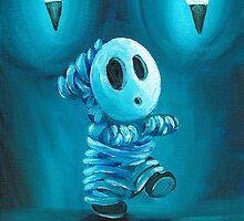 Mummy Shyguy by Katie Clark