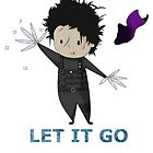 Scissorhands - LET IT GO by pokegirl93