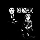 Chaps - Ode to Chaplin Sketch by Sally McLean