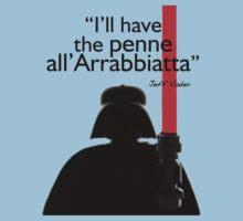 Death Star Canteen - I'll have the Penne all'Arrabbiatta T-Shirt