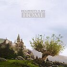 Hogwarts Is My Home by Marisol Pacheco
