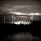 MCG in the Spotlight by Andrew Wilson