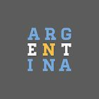 World Cup: Argentina by tookthat