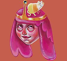 Princess Bubblegum Loves Science by Kristin Frenzel