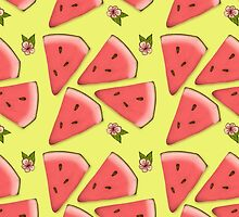 Watermelon Summer! by Claire Partlow