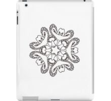 Squid Mandala iPad Case/Skin