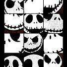 Multi Jack - Nightmare Before Christmas by 666hughes