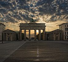 Berlin Sunrise by Jo-PinX