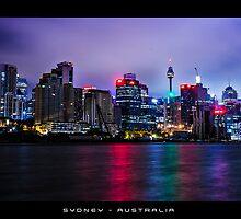 Sydney - Australia  by David Lam
