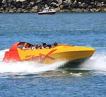 Jet boat - Jet-X by photonetwork