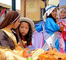 Cuenca Kids 436 by Al Bourassa