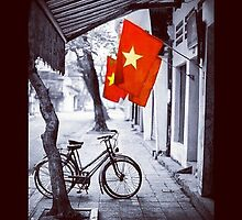 Hanoi in Vietnam by Paul Rogerson