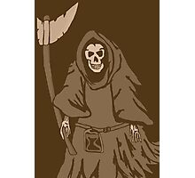 The reaper vintage Photographic Print