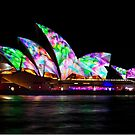 Vivid Sydney | Opera House | 2014 by Bill Fonseca