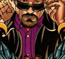 Breaking Bad - Walter White / Heisenberg Tribute Sticker