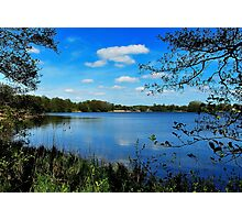 At the spring lake Photographic Print