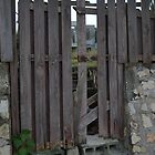 Old Fort Bay, Fence by serenada