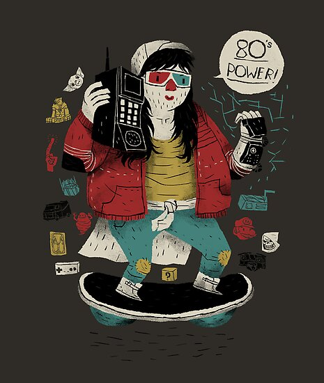 80's  power! by louros
