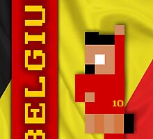 World Cup 2014 - Belgium by pixsoccer