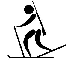 Biathlon Pictogram  by abbeyz71