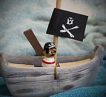 Stormy Seas Pirate by Urbanfringe