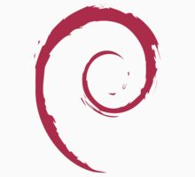 Debian Red by carcdr