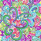 Random VSwirls by Sammy Nuttall