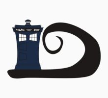 Abstract Tardis 2 by Funky-Designs