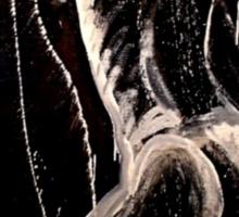 Milky Way Madonna Sticker