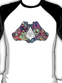 Mickey Mouse Diamond Illuminati (Trippy) T-Shirt