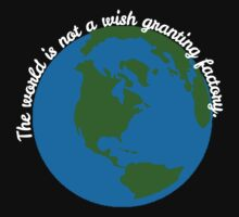 TFIOS: Wish Granting Factory by designsbymegan