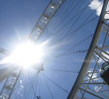 London Eye by Jesselizbeth