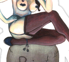 Graveyard Burlesque Sticker