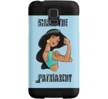 Smash The Patriarchy Samsung Galaxy Case/Skin