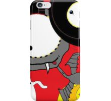 Batty Spookiness  iPhone Case/Skin
