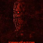 "Movie Poster - ""TERMINATOR"" (v1) by Mark Hyland"