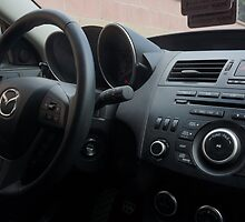 Mazdaspeed 3 Steering Wheel by Lancevfx