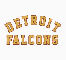 Detroit Falcons 1930-32 Defunct Hockey Team by hanelyn