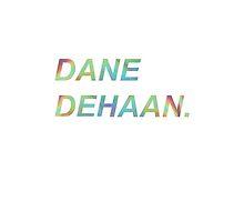 Dane DeHaan by thefoxesartco