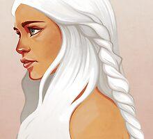 Daenerys Targaryen by CallieBooth