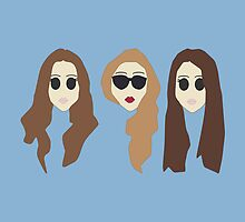 Haim. by Mark Gillett