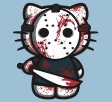 T-shirt parody HELLO kitty KILLING (no text) by KokoBlacksquare